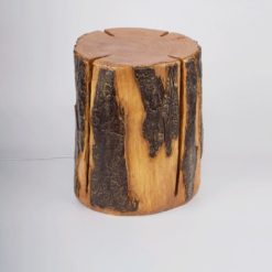 Cracked Stump Lamp
