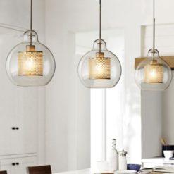 Chiswick Glass Pendant Light